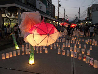 150808_1902_2015いいやま灯篭まつり(飯山市)