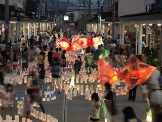 150808_1905_2015いいやま灯篭まつり(飯山市)