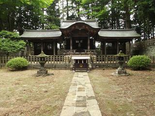 150813_1049_乙事諏訪神社(富士見町)