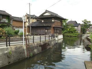 150818_1423_なめりかわ宿場回廊・廣野家住宅(富山県滑川市)