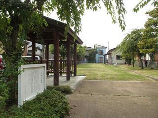 150818_1420_なめりかわ宿場回廊・滑川本陣跡(富山県滑川市)