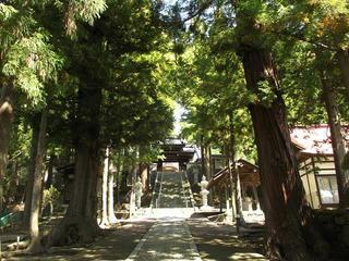 150919_1127_曹洞宗 少林山 頼岳寺(茅野市)