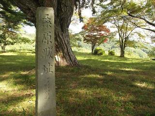 151012_1421_桑原城址・本丸跡(諏訪市)