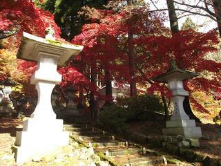 151115_1300_若穂保科・清水寺の紅葉(長野市)