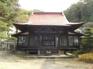 151031_0942_曹洞宗 無量山 地蔵院(諏訪市)