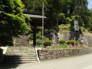 150530_1210_曹洞宗 天童山 景徳院(山梨県甲州市)