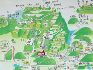 140720_0957_春日山城跡・案内図(新潟県上越市)