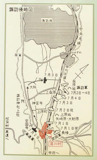 160211_0933_丸井伊藤商店・宮川街歩きマップから(茅野市)