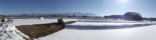 160211_0908_w_阿久遺跡から望む八ヶ岳連峰(原村)