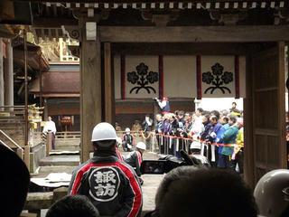 160215_1108_諏訪大社上社御柱祭・抽籖式(諏訪市)