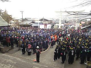 160215_1104_諏訪大社上社御柱祭・抽籖式(諏訪市)