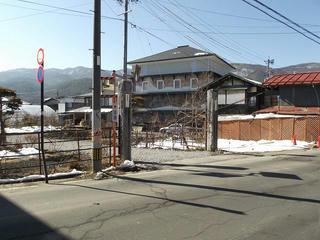 160211_1018_松木寒天蔵・宮川街歩きマップから(茅野市)
