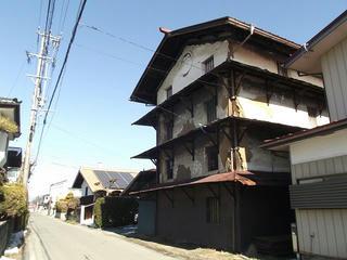 160211_1005_イリイチ寒天蔵・宮川街歩きマップから(茅野市)