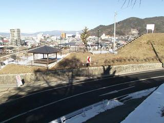 160211_1030_木落し公園・宮川街歩きマップから(茅野市)