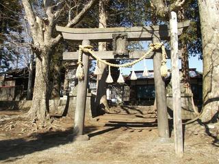 160211_1337_酒室神社・甲州街道てくてくマップから(茅野市)
