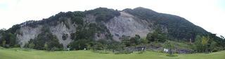 160816_1713_w_大西山崩壊礫保存園(大鹿村)