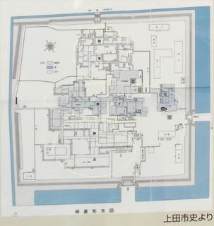 161218_1305_上田藩主居館跡配置図(上田市)