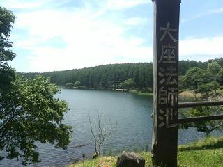 170710_1120_大座法師池(長野市)