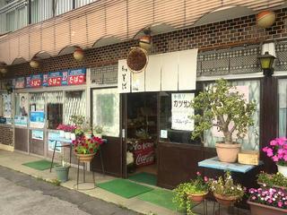 170713_1414_富士見の茶屋・天ざるそば(長野市)
