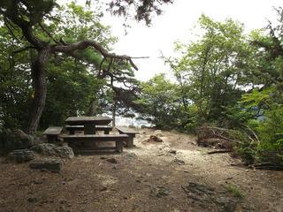 170820_1139_大峰遊歩道・物見の岩(長野市)