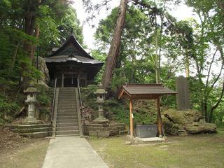 170820_1419_地附山駒形嶽駒弓神社(長野市)