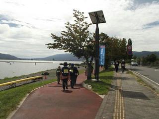190922_1013_諏訪湖一周ウォーク(下諏訪町)