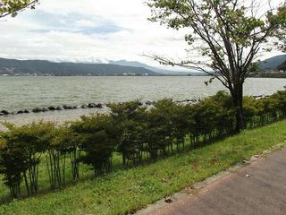 190922_1115_諏訪湖一周ウォーク(岡谷市)