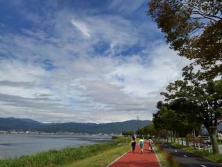 190922_1139_諏訪湖一周ウォーク(諏訪市)