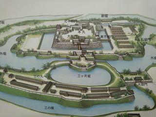 190823_1003_松代城跡案内図(長野市松代町)