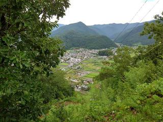190823_1131_象山山頂(長野市松代町)