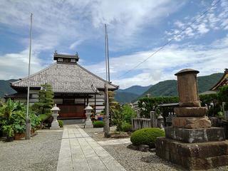 190823_1213_蓮乗寺(長野市松代町)