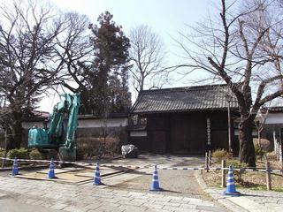 200224_1316_上田高校・旧藩主居館跡(上田市)