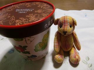チョコとベア