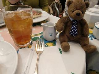 みんなでお茶♪+ベア2