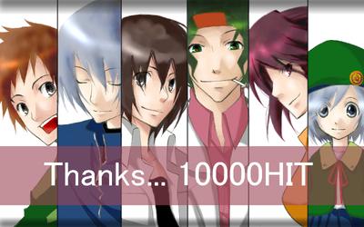 Thanks10000HIT