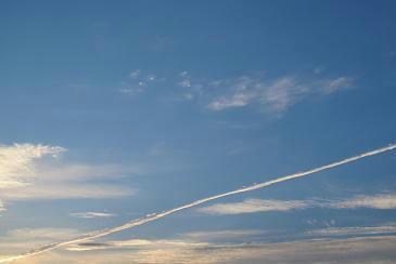 飛行機雲~