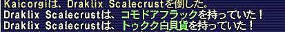 11.14裏氷河コモドアどろっぷ