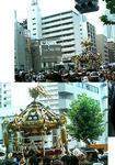 平成20年住吉神社例祭(本祭り)
