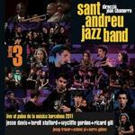 Jazzing 3 - live at palau de la música barcelona 2011