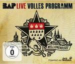 LIVE - Volles Programm