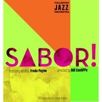 Fullerton Jazz Orchestra Sabor!