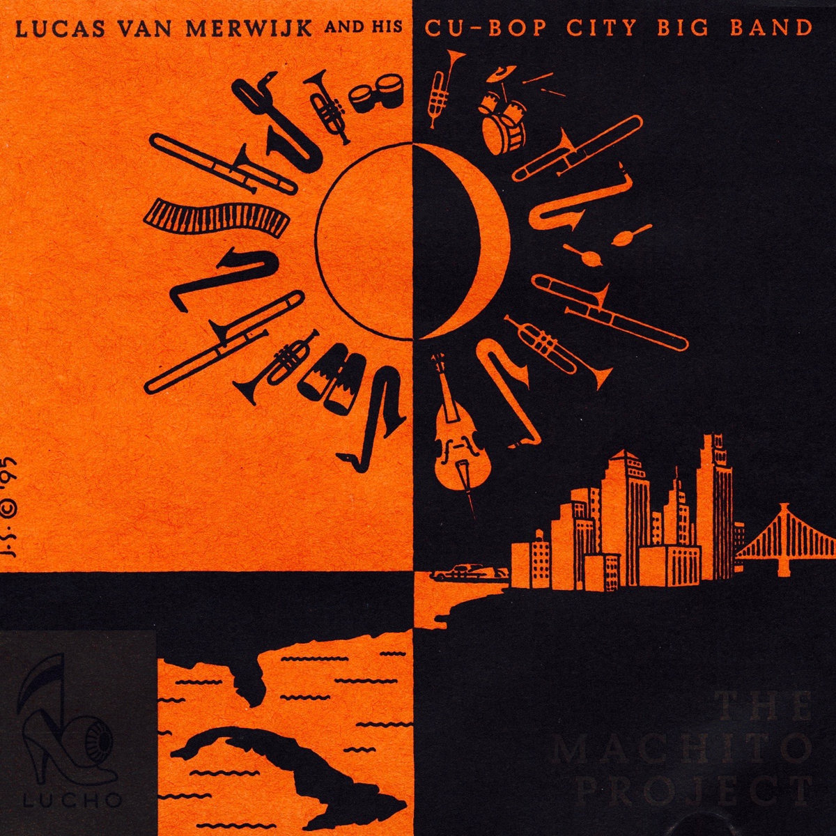 Cubop City Big Band - The Machito Project