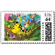 Original unique products 「Cartoon character - Fairy's village」
