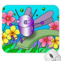 Original unique products 「Cartoon character - Insect robot」