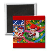 Original unique products 「Christmas picture - Christmas eve of fantasy」