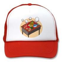 Original unique products 「Food picture - Barbecue」