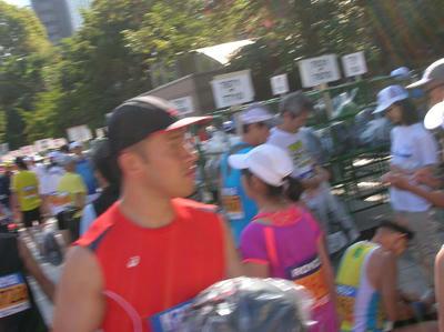 荷物預け|北海道マラソン