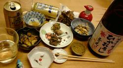 ビール、日本酒、そして酎ハイ。