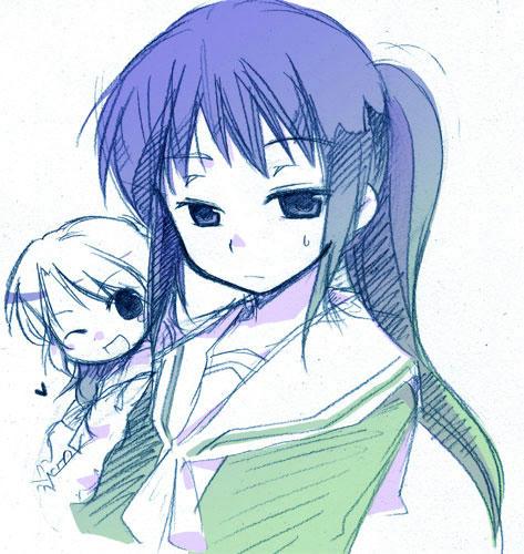 キョン子と一姫
