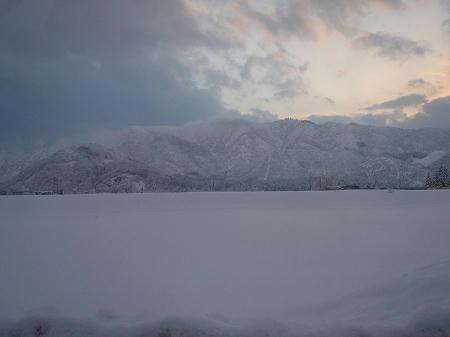 八海山周辺の景色